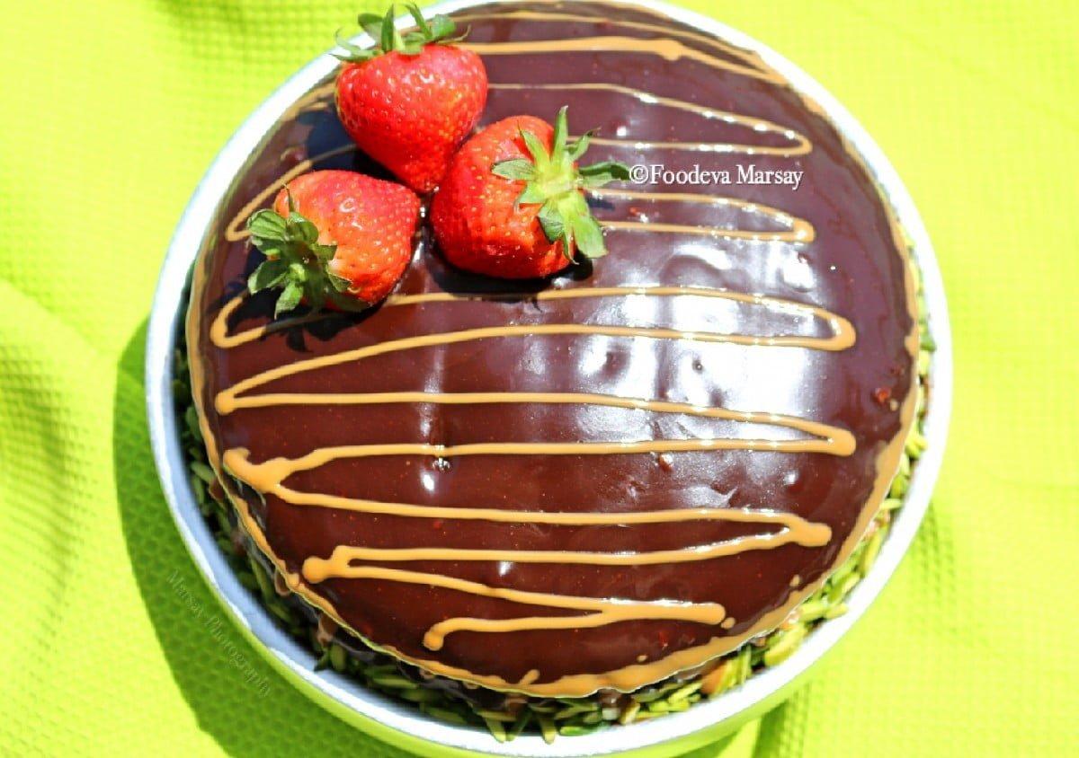 Fudgy Choc Cake2