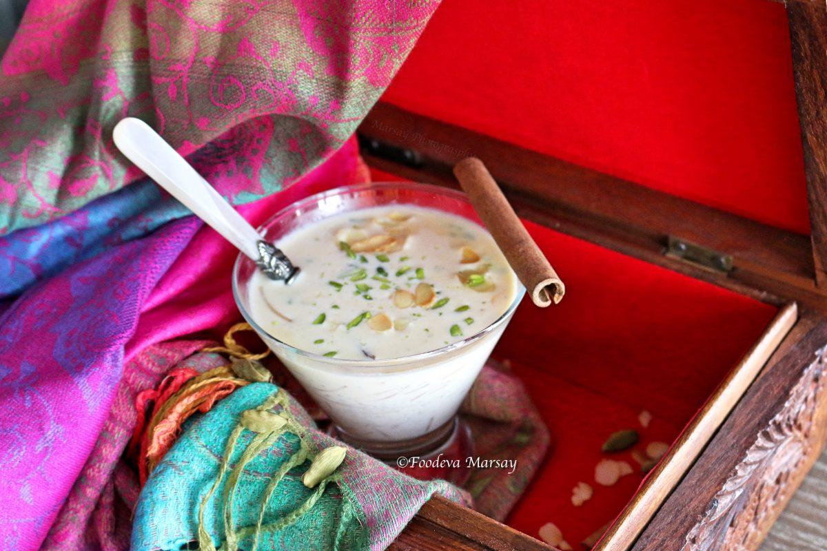 Eid Morning Milk aka Boeber