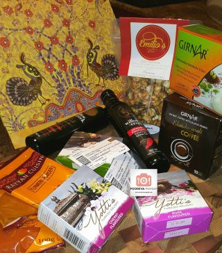 Some of my Loot from the Good Food and Wine Show 2016-Johannesburg