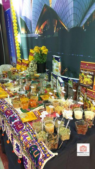 Rayyan Cuisine exhibition