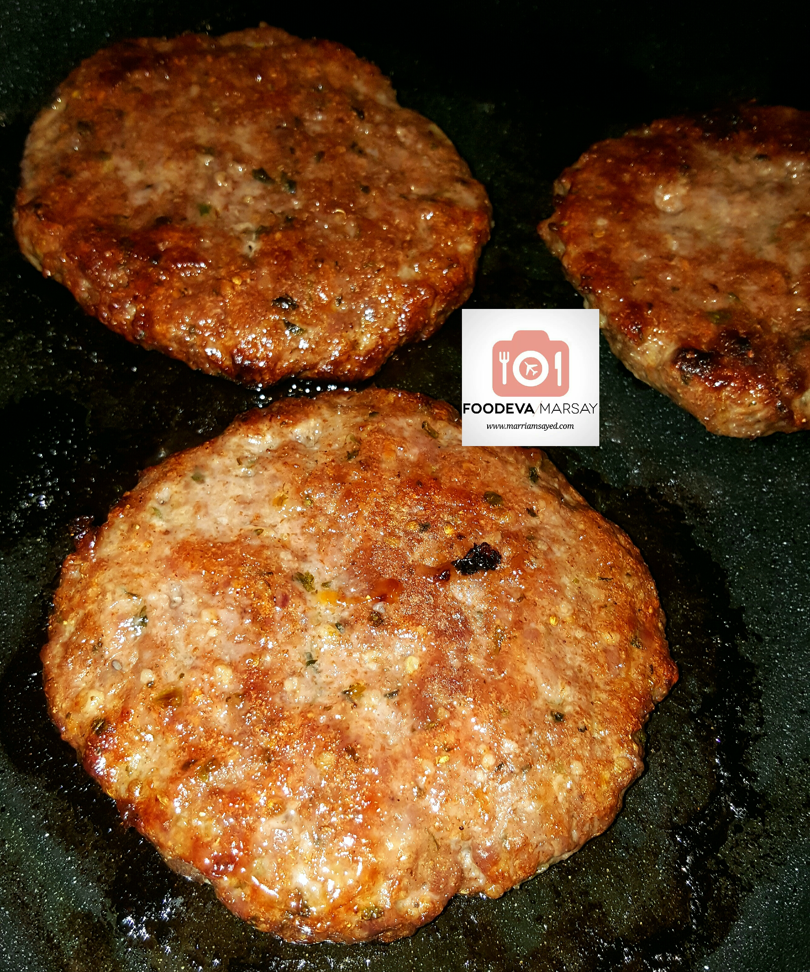Oven Grilled Boerie Pattie from LMM