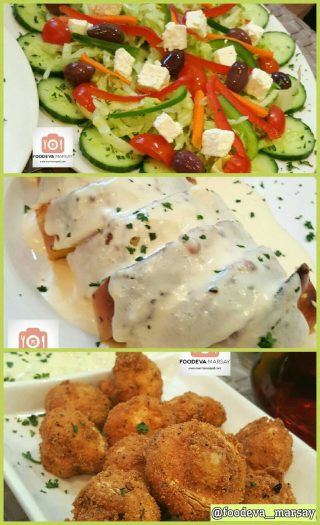 Just some of the Starter Options at Luna Blu