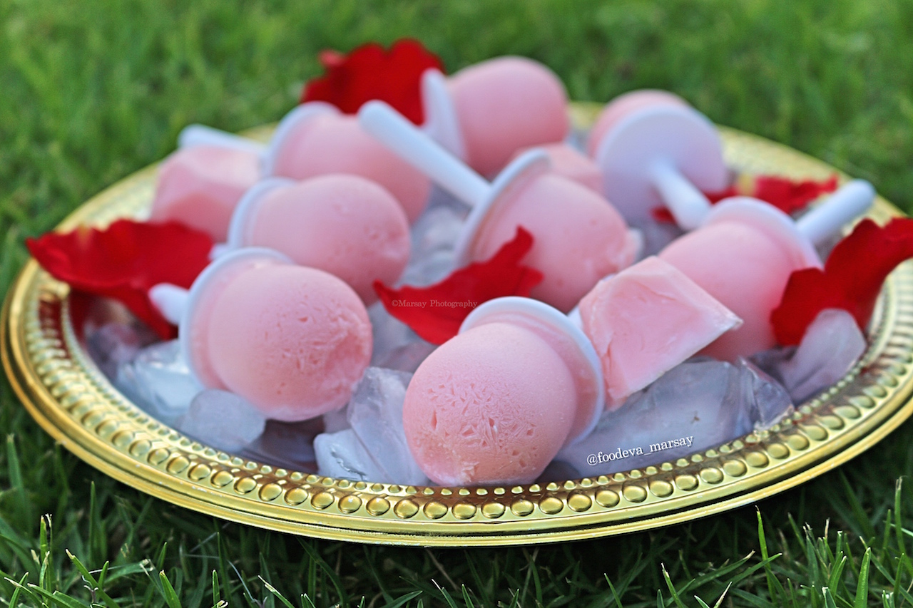 Milkshake Ice Lollies...are what Fond Childhood Memories are made off.