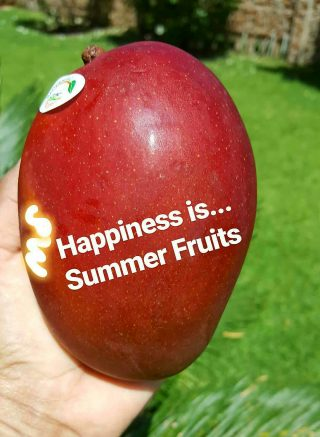 Happiness is... SUMMER FRUITS